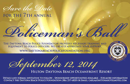 7th Annual Policeman's Ball - Honoring Our Top Cops and the Families of the Fallen